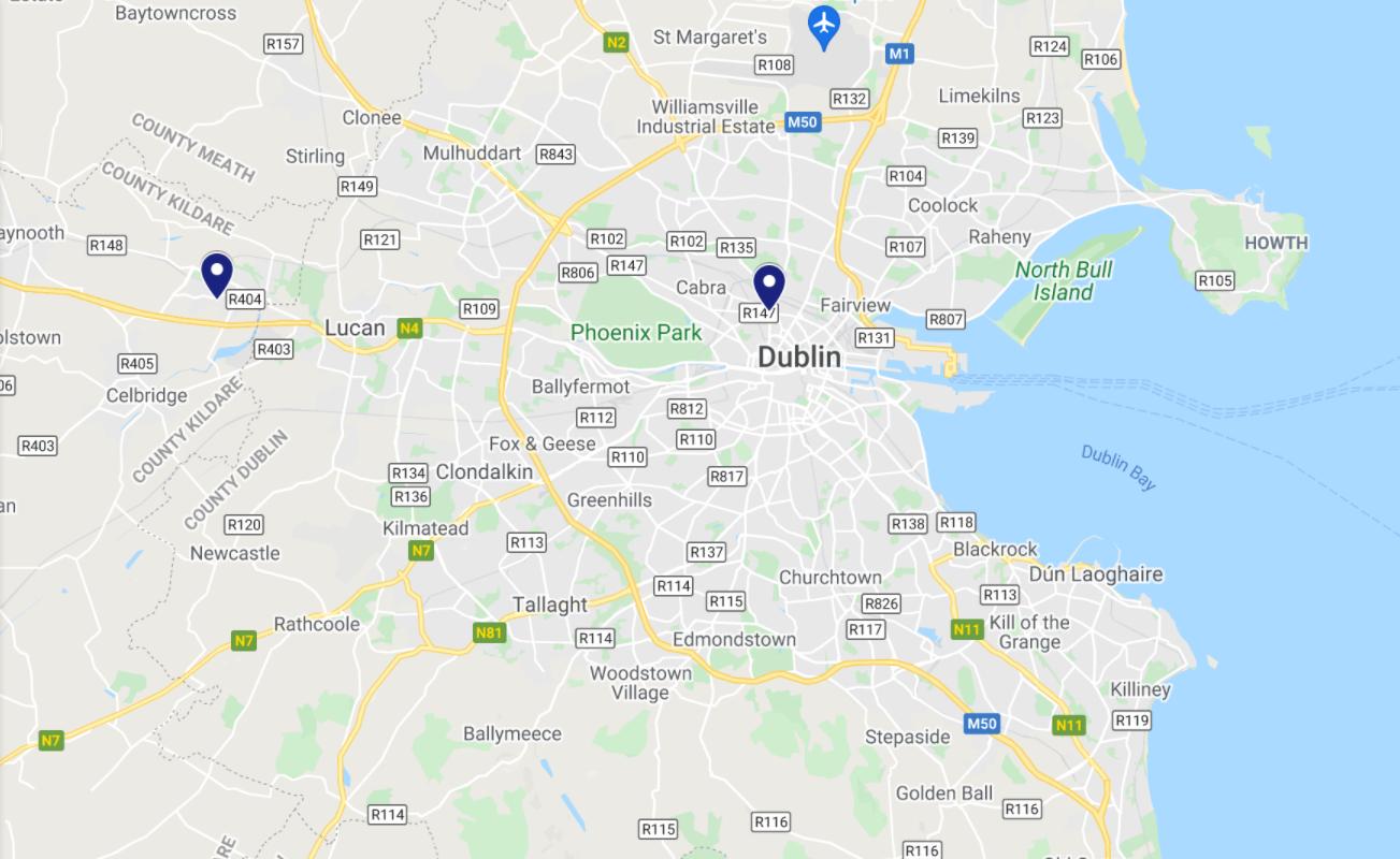 eScoot Locations